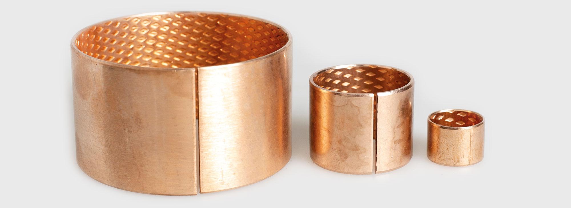 Boccole di bronzo